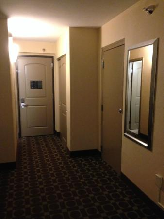 Clarion Inn & Suites Virginia Beach: Room