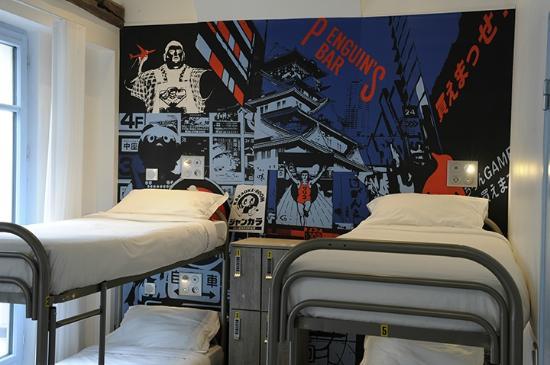 3 Ducks Hostel : Chambre de 6 personne/6 bedded room