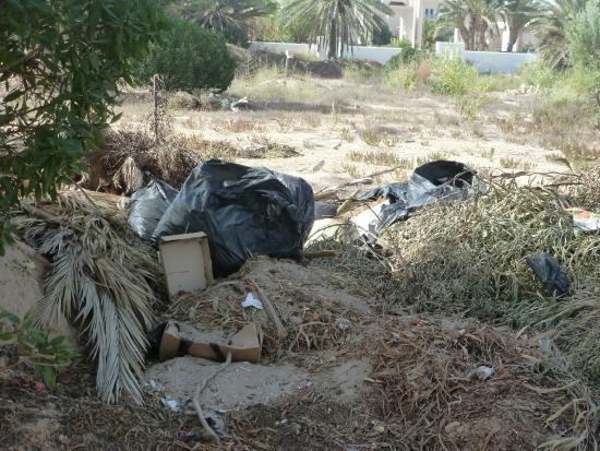 Club Marmara Dahlia: Vu des terrains de pétanque