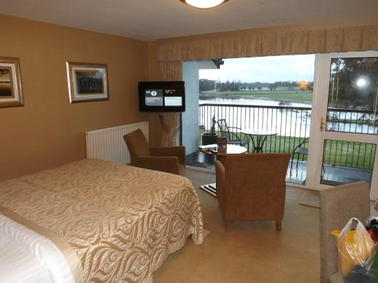 Killyhevlin Lakeside Hotel & Chalets: Our Room 225