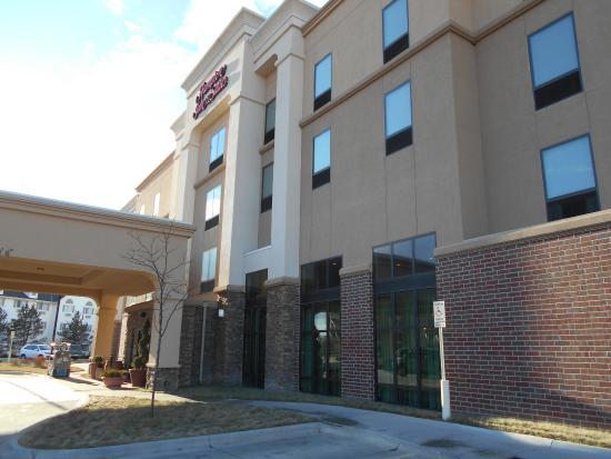 Hampton Inn & Suites Lincoln - Northeast I-80: Exterior Hotel