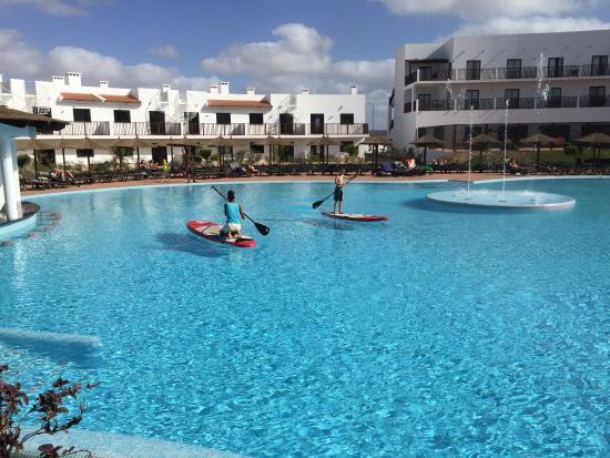 Double room - Picture of Melia Dunas Beach Resort & Spa, Santa ...
