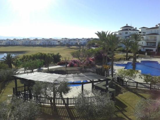 Torre-Pacheco, Spania: Apartment View