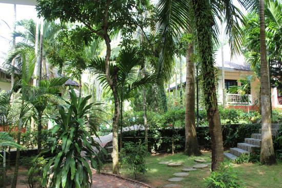 Sasco Blue Lagoon Resort: Зеленый отель