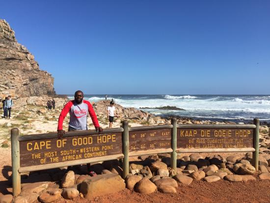 Riverlodge Backpackers: Tip of Africa