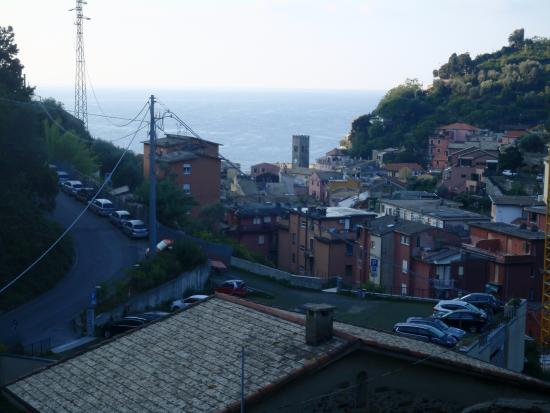 La Casa Dei Limoni: View from the terrace