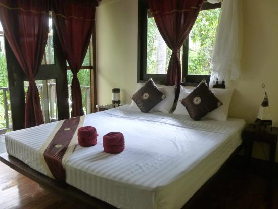 Fruit Tree Lodge : My lovely room
