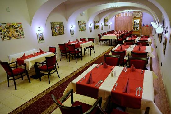 Panonia Slovenska Restaurace
