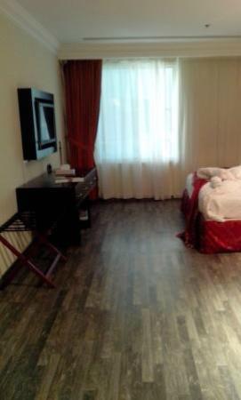 Best Western Plus Doha : Room from door