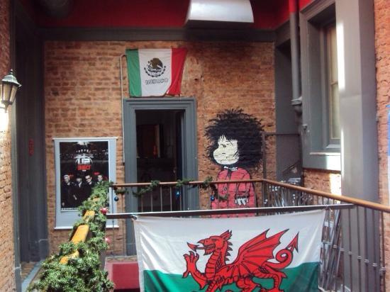St. Nicholas Hostel: Mafalda