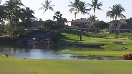Ko Olina Golf Club: 18th Hole