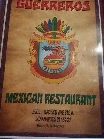 Guerreros Mexican Restaurant