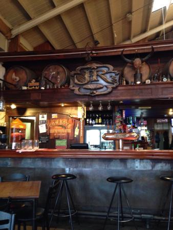 The John Roy: The Bar