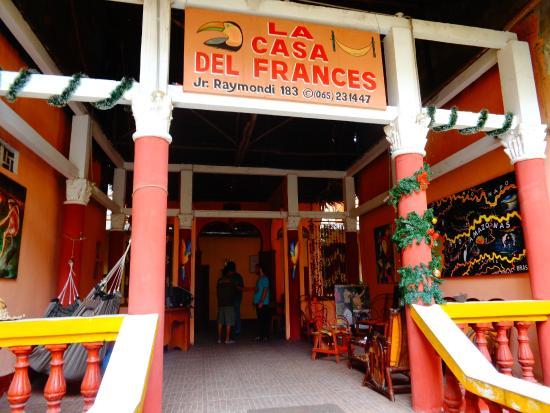 Hotel La Casa del Frances: Entrada