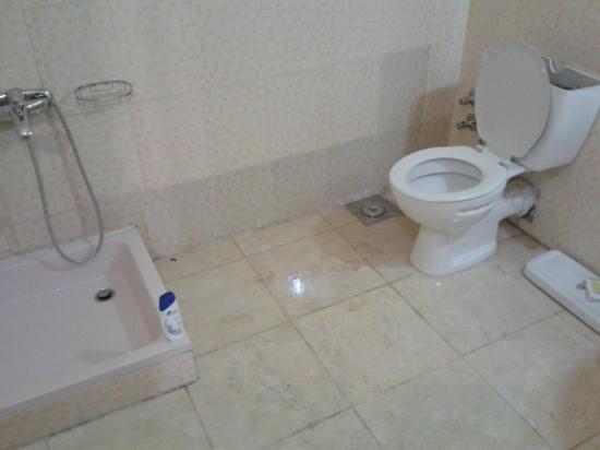 New Abu Simbel Hotel: Bathroom
