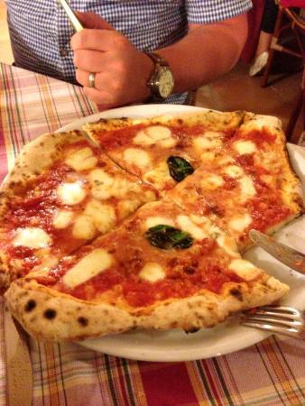 La Rotonda Sul Mare: Pizza