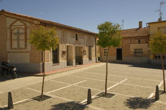 Casa Rural Las Hazanas: Fachada casa Las Hazanas