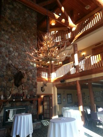 Lodge at Grant's Trail by Orlando's: Event/Breakfast Room