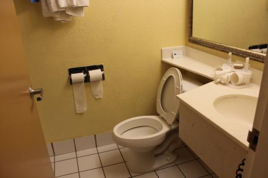 Baymont Inn & Suites Florida Mall/: banheiro