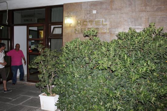 Hotel Nefeli: отель