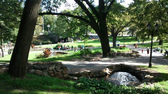 Vermanes Garden Park : Vermanes Park