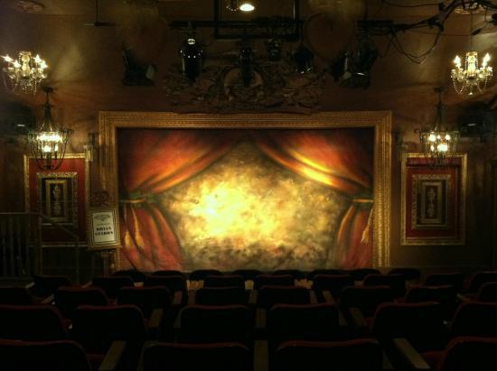 Dickens Parlour Theatre: The Theatre