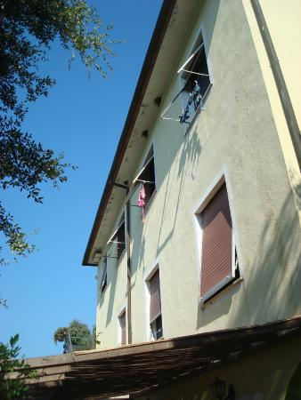 Hotel Tirrena: de kamer