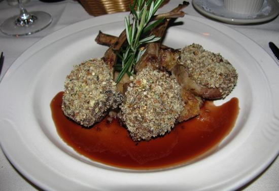 Kimberton Inn: Lamb Chops