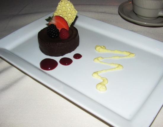 Kimberton Inn: Chocolate Truffle Torte