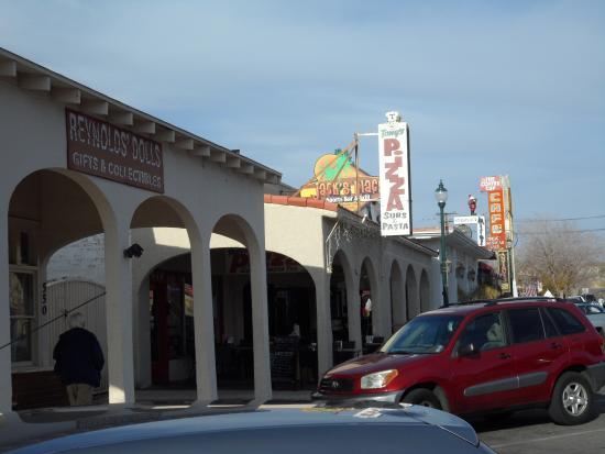Nevada Way : Old Boulder City