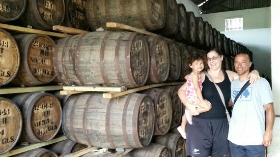 Paradise Beach Hotel: Distillery
