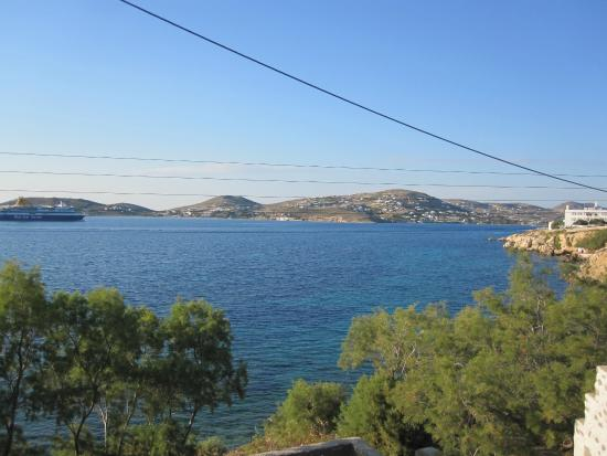 Nostos Studios : View from the room