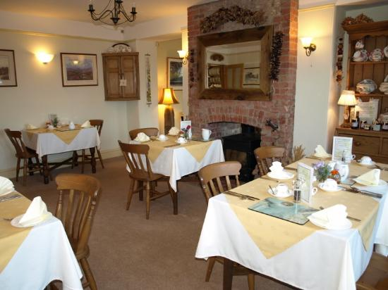 The Langbury: Breakfast Room