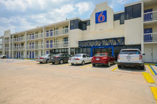 Motel 6 Houston NRG Park - Reliant Stadium: Exterior