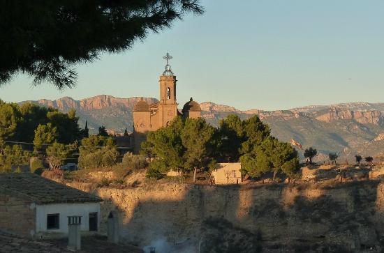 Santurari Sant Crist de Balaguer