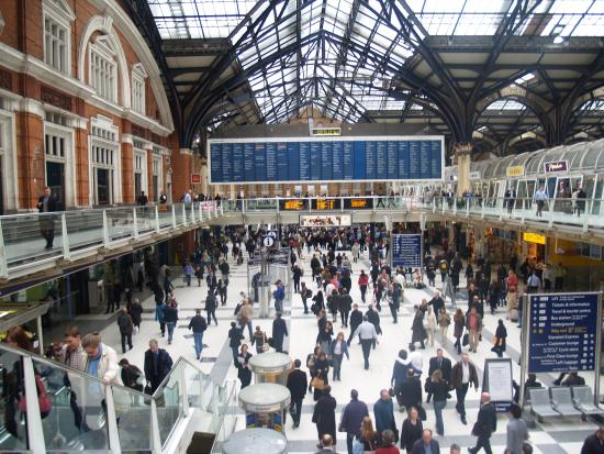 Liverpool Street Station London 2019 All You Need To