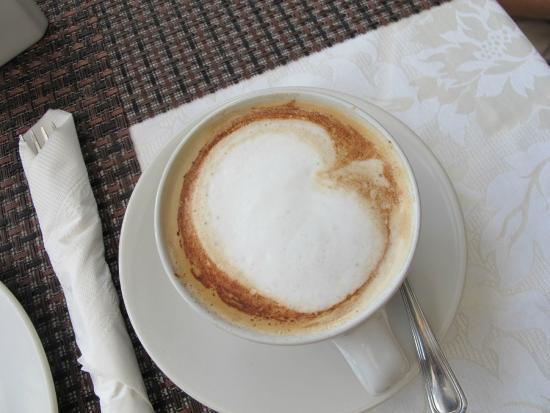 Dolce Vita : A delicious cappuccino