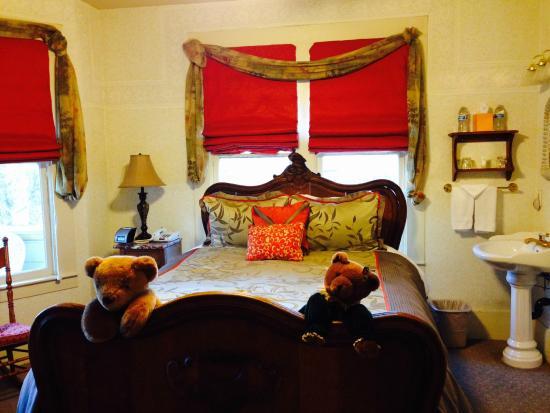 The Groveland Hotel: Tony Smith Room