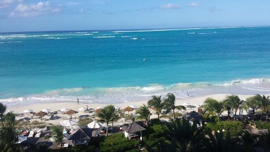 Seven Stars Resort : Our view from room #3608