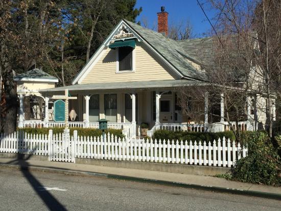The Emma Nevada House