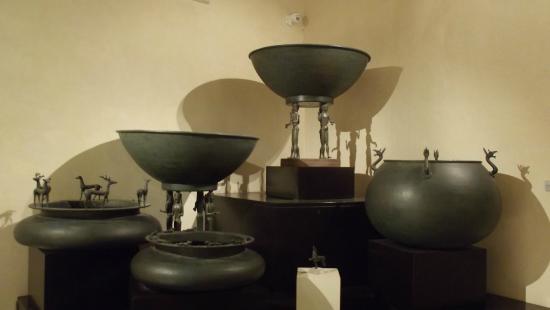 MAEC - Museo dell'Accademia Etrusca : art etrusque