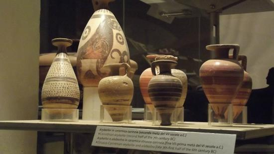 MAEC - Museo dell'Accademia Etrusca: art etrusque