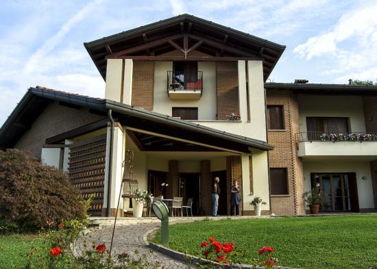 B&B Casa Ceruti: Épület