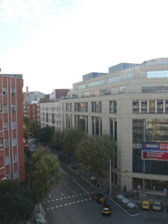 Apartamentos Europa: panorama