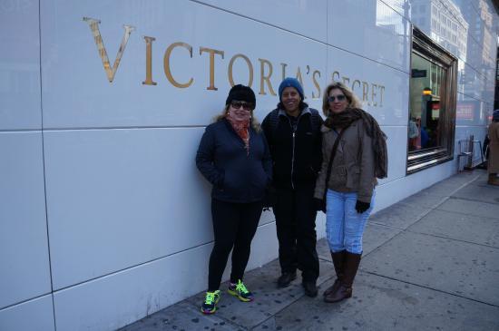 Victoria's Secret : loja no centro