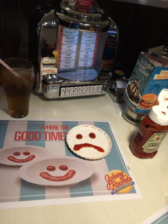 Johnny Rockets: Se puder fuja !