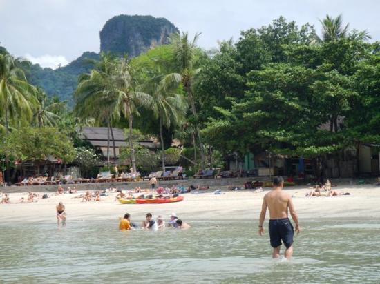 Railay Bay Resort Spa West Beach
