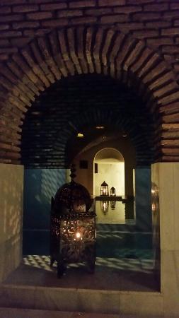 Pasillo picture of medina mudejar banos arabes s l toledo tripadvisor - Banos mudejar toledo ...