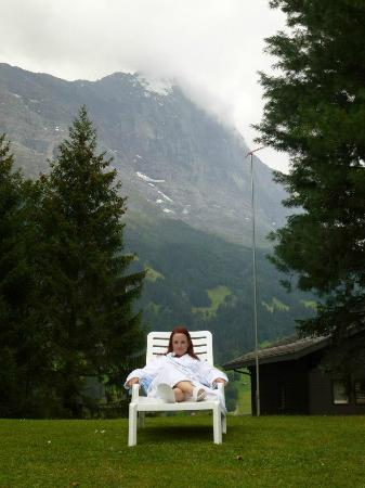 Grand Hotel Regina Grindelwald : The pinnacle of relaxation!