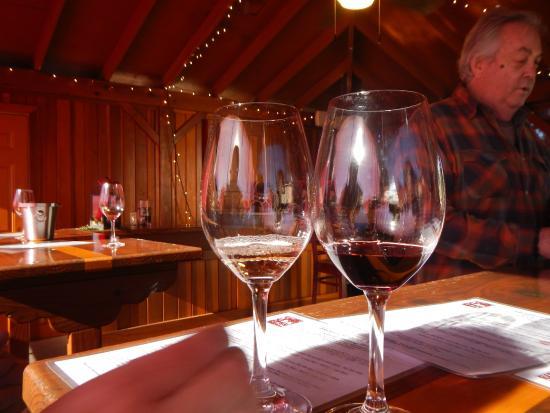 Homewood Winery: wine